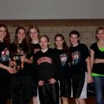 Varsity Girls Win 2nd place at Paris Tourny