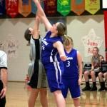Jessica VanDerWilt #00 Varsity Girls