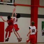 Nathan Westbrook #22 JV Boys