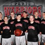 Varsity Girls Team Photo 2012