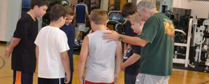 bball practice